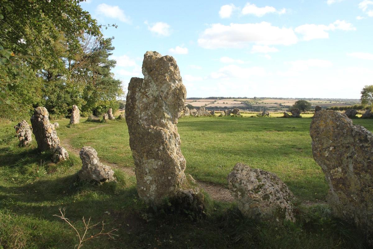 Risultati immagini per Rollright Stones.