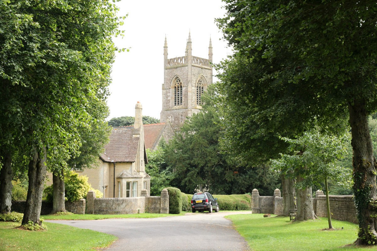 Image result for heythrop church